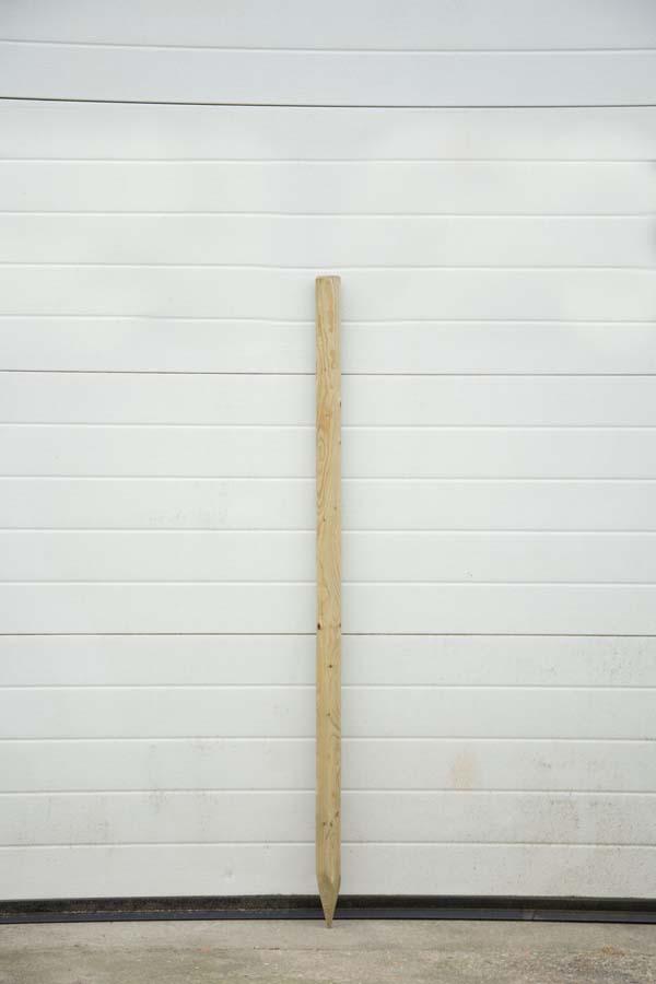 Boompaal 1,5m Hoog En 6cm Dik