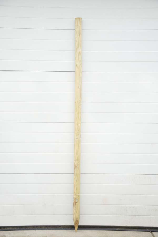 Boompaal 2,5m Hoog En 8cm Dik